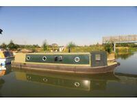 40' Narrow boat