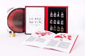Le Nez Du Vin - 12 red wine aromas to develop and train a wine tasting nose