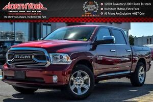 2016 Ram 1500 NEW Car|Limited 4x4 Diesel|Nav|Sunroof|Trailer Tow