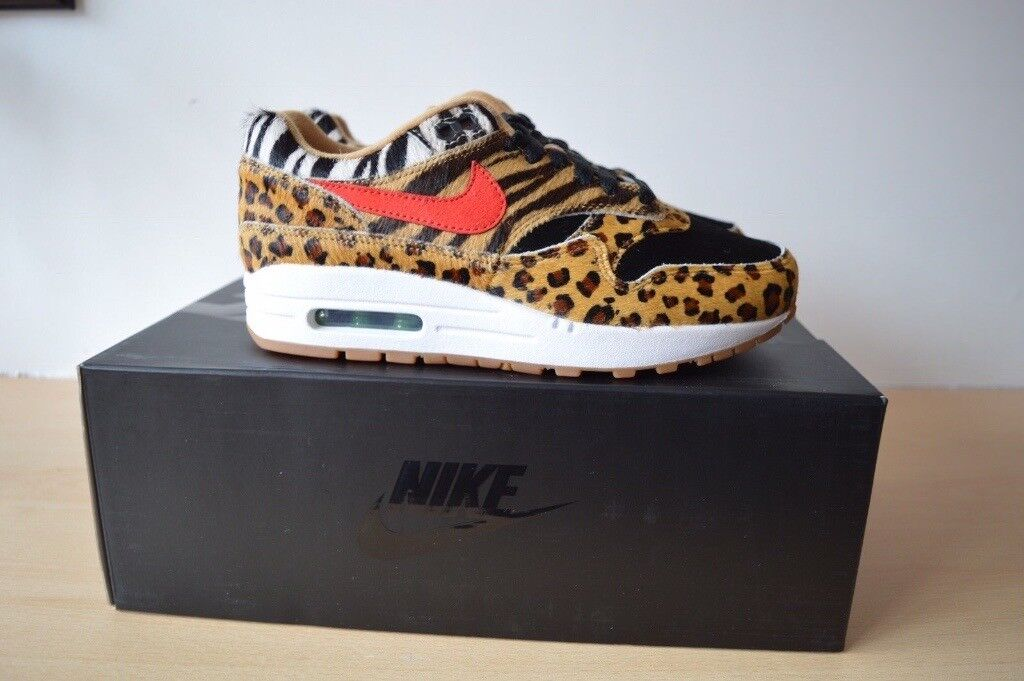 sports shoes 6abcf 82e2a Nike Atmos Air Max 1 DLX Animal Pack 2.0 Safari Beast UK 4.5 2018   in  Westhoughton, Manchester   Gumtree