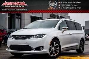 2017 Chrysler Pacifica Limited Adv.SafetyTec,Tire&Wheel,Uconnect