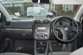 VW Golf 2005 manual in excellent condition. Great Bargain!