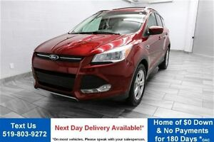 2013 Ford Escape SE 4WD 2.0L ECOBOOST! NAVIGATION! LEATHER! HEAT