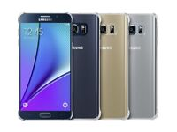 Samsung Galaxy note 5 note edge note 4 smartphones