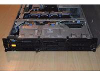 Dell poweredge 2850 rack mount server