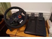 Logitech Driving Force GT PC PS3 PS4 XBOX 360 XBOXONE