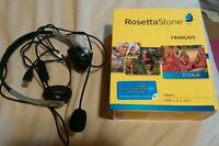 French Rosetta Stone - Levels 1-5