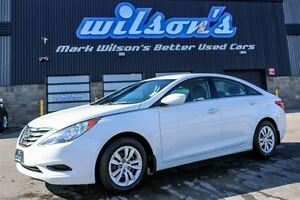 2011 Hyundai Sonata GL HEATED SEATS! BLUETOOTH! POWER PACKAGE! C