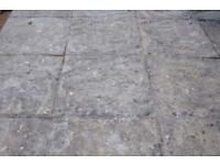 Paving Slabs 45x45cm square - x40 - £1 each