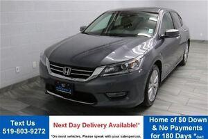 2013 Honda Accord EX-L w/ LEATHER! SUNROOF! REVERSE CAMERA! HEAT