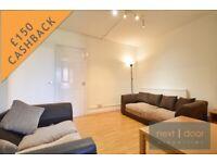 £150 CASHBACK. Lovely 4 bed property with private balcony near the popular Kennington Park - SE17