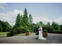 Romantic Wedding Photography in Edinburgh, from £350
