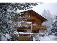 Chef and chalet host couple - French Alps