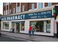 Healthcare Assistant Required for Community Pharmacy - Chessington, Surrey
