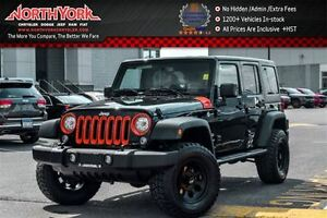 2017 Jeep WRANGLER UNLIMITED New Car Sport S|4x4|6.5TouchScreen|