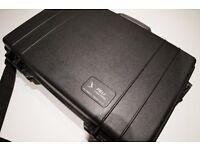 """Peli 1490 15"""" Industrial Laptop Case (Includes Keys)"""