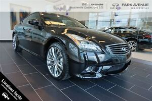 2012 Infiniti G37X G37XS CUIR TOIT CAMERA **NOUVEL ARRIVAGE