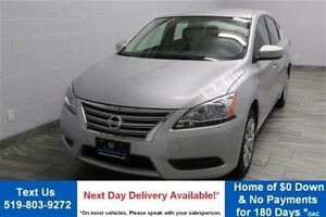 2014 Nissan Sentra S 1.8L w/ POWER PACKAGE! CRUISE CONTROL! AUTO