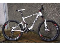 Giant Trance X4 Full Suspension Bike - Stunning condition