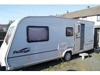 BAILEY PAGEANT CHAMPAGNE 4 BERTH