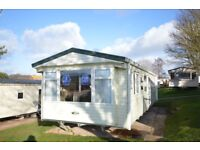 Static Caravan/Park Home For Sale in Dawlish Warren, South Devon, Nr Paignton, Torquay and Brixham