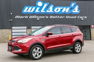 2014 Ford Escape SE $69/WK, 4.74% ZERO DOWN! LEATHER! REAR CAMER