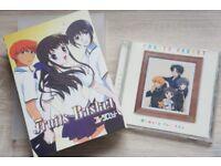 ANIME MANGA Fruits Basket DVD box set complete season with Soundtrack CD - New Condition