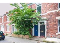 Newcastle/Arthurs Hill 3 bed upper flat