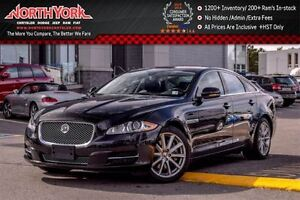 2014 Jaguar XJ BASE|AWD|Nav|Pano_Sunroof|BlindSpot|Meridian Soun