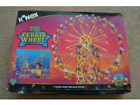 KNEX Ferris Wheel/Swing Ride/Boom Ride