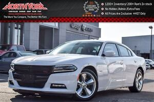 2016 Dodge Charger R/T 5.7L V8 HEMI|Leather|HTD Seats|Keyless_Go