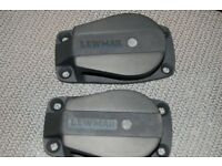 Pair of New Lewmar Foot Blocks, Size 3, in Perfect Condition