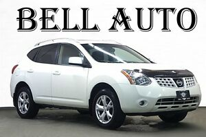 2008 Nissan Rogue S AWD SUNROOF HEATED SEAT ALLOYS