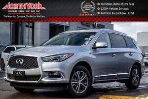 2016 Infiniti QX60 AWD|7-Seater|Sunroof|BackupCam|Leather|HTD Fr