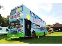 Children Birthday Party and Play Bus in Buckinghamshire and Surrounding areas