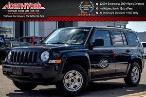 2012 Jeep Patriot Sport Manual|Clean CarProof|Cruise|A/C|Hitch|C