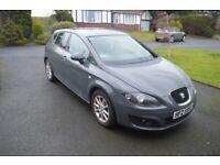 Seat, LEON, Hatchback, 2010, Manual, 1598 (cc), 5 doors, 12 months MOT
