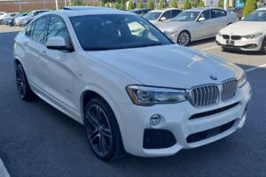 2015 BMW X4 xDrive28i M PKG! FULLY LOADED! 1 OWNER!