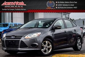 2013 Ford Focus SE|WinterPkg|Bluetooth|RemoteKeylessEntry|AM/FM|