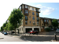 Two bedroom unfurnished flat with allocated parking space in Canning Town E16