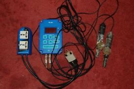 ph - orp controller for marine aquarium ( collection only )