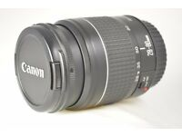 Canon EF 28-80mm F/3.5-5.6 II Lens SLR DSLR Auto Focus EXCELLENT CONDITION