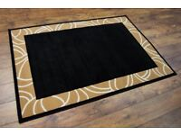"""Rugs Carpets Clearance Patterned 3 Sizes 8 Colours MAYER """"Arc"""""""