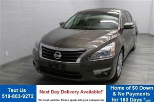 2014 Nissan Altima 2.5 SL w/ NAVIGATION! LEATHER! SUNROOF! REVER