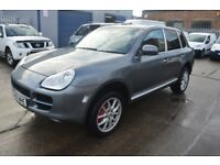 2005 PORSCHE CAYENNE TIPTRONIC S MOT UNTIL SEPTEMBER 2018