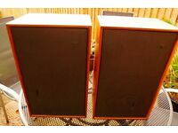Goodmans Mezzo 3 Hi-Fi speakers - England - 30 watts - 4-8 ohms