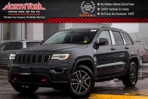 2017 Jeep Grand Cherokee NEW Car Trailhawk|4x4|Luxury Pkg|BlindS