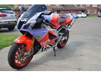 aprilia RSV-R BOL-D-OR limited edition 1000cc