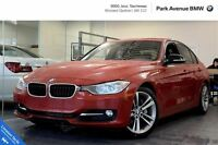 2013 BMW 335i xDrive Sport Line + Navigation + Camera de recul