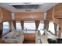 2010 Luna Clubman SE 4 Berth Caravan. With motor mover and extras to get you going